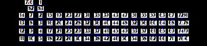 楼顶发光字钢架结构计算书