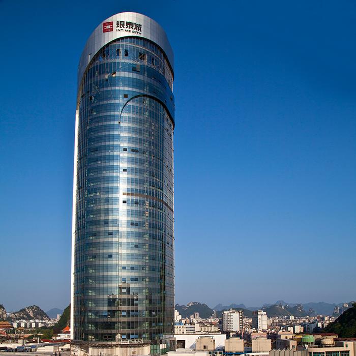 城市建筑招牌的特性
