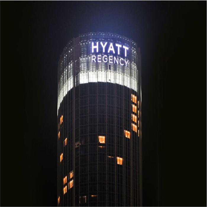 酒店高楼招牌设计因素