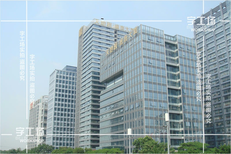 楼顶立体发光字在视觉要素设计的基础上,利用触觉