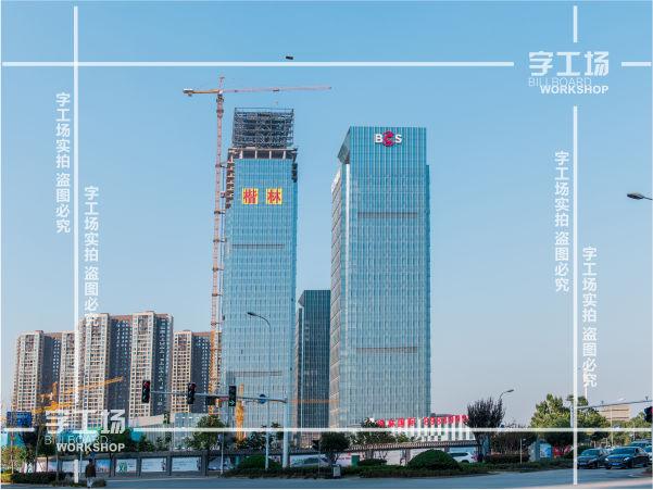 发光字对城市亮化工程的影响