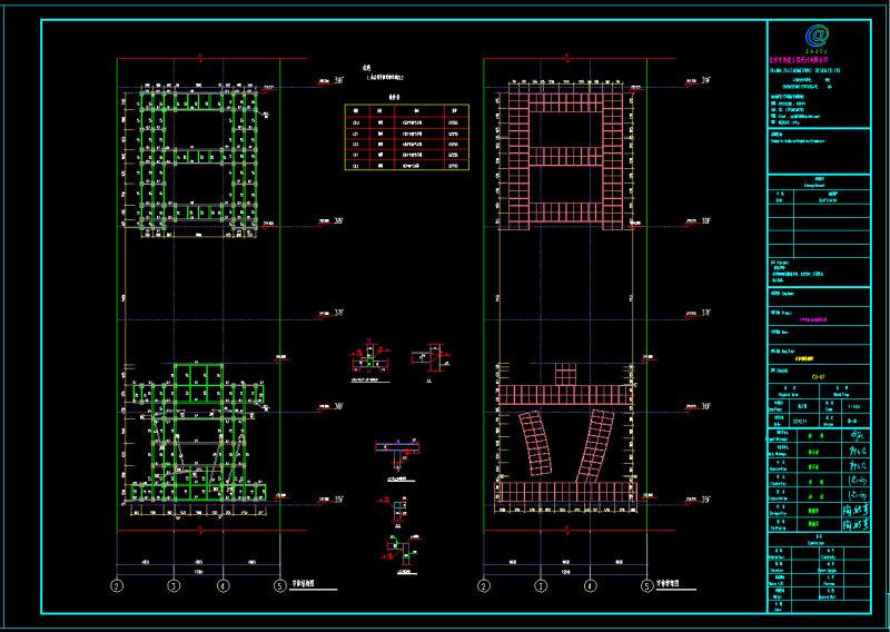 楼顶发光字钢结构拆图容易犯得错误:计算机制图和设计变更