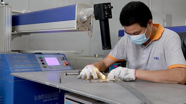 字工场产品焊接