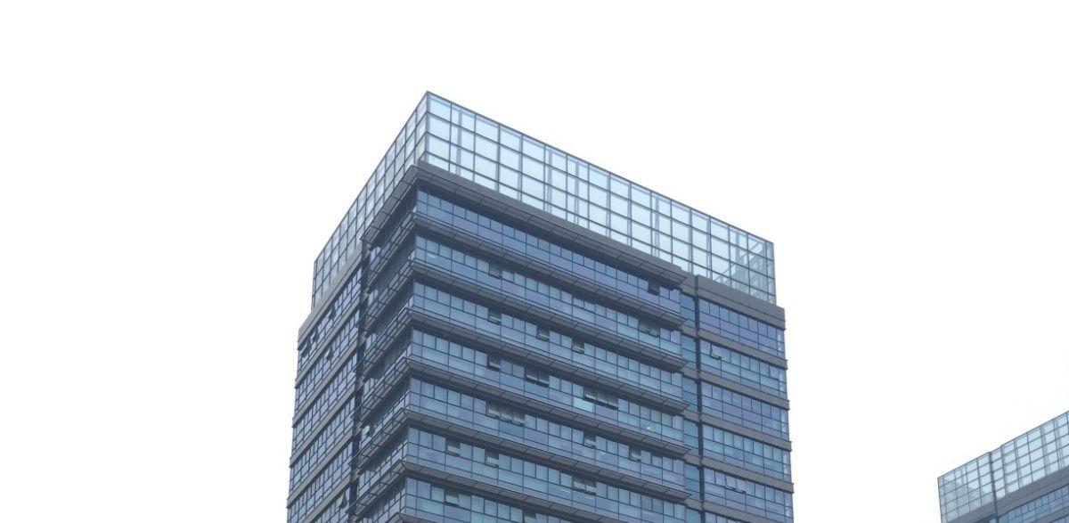深圳中央大道楼顶发光字工程案例