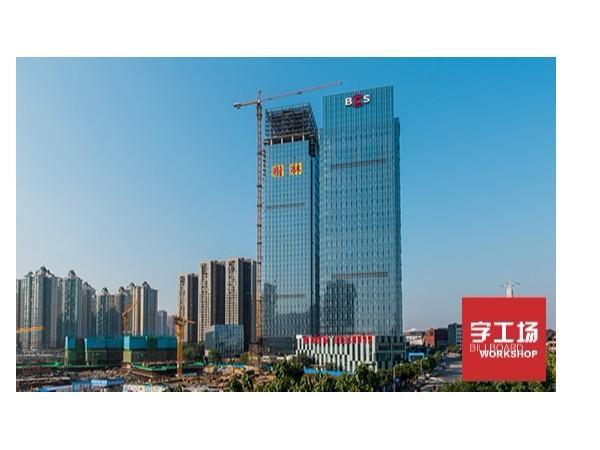楼体广告标识近年来的发展逐渐得到社会的重视